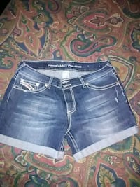 Vanity jean shorts Billings, 59101