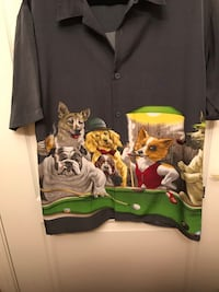 Pool players shirt REDUCED