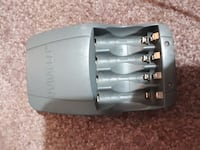 gray Duracell battery charger 3497 km