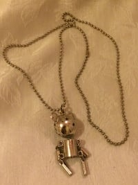 Teddy Bear Necklace  Edmonton, T5W 2L5