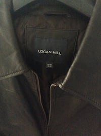 100% real leather men jacket size XL Laval, H7X 3M8