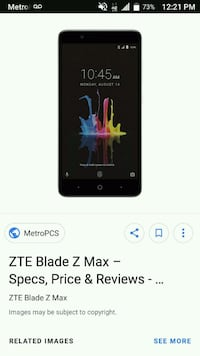 Zte blade unlocked for any carrier