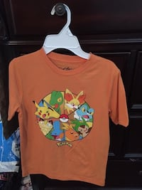 Boys multi color Pokémon shirt  London, N6M 1J4