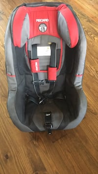Baby's black and gray car seat Madison, 39110