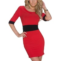 Clubwear or Evening Dress Bodycon Style Spring Hill