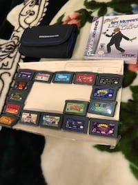 Gameboy Advance video game lots