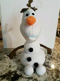 Ty plush, Olaf North Little Rock, 72116