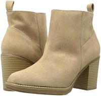 """Sugar by Rampage NWT """"Nectar"""" Ankle Boots; 9.5  Aloha"""