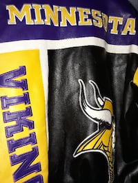 Minnesota Vikings Jacket Fargo