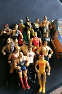 WWE Wrestling Action Figures Herndon, 20170