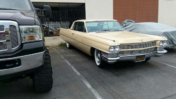 Used 64 Cadillac DeVille For Sale In Riverside