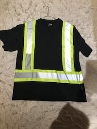 Reflective workers shirt