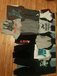Shirt and Pants lot Boys 2t Yonkers