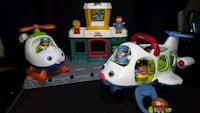 Little people airport ,airplane ,helecopter& figs Zanesville, 43701