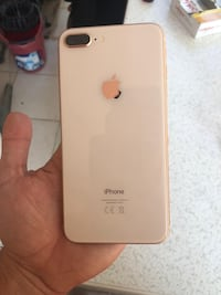 Gül altın iphone 8plus 64 Finike, 07880