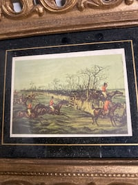 Collectible Small picture frame New York, 11419