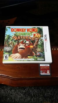 Donkey kong contry and puss n boots 54 km