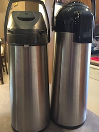 Both for $50. Each holds 24 cups!!! Edmonton, T6L 1Z3