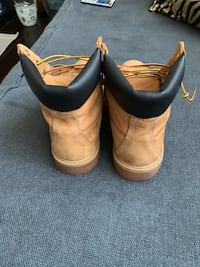 Timberland like new for 10 to 12 years old boy Markham, L3T 1B7
