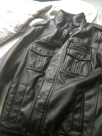 Men's Leather jacket (Medium) Lancaster, 93534
