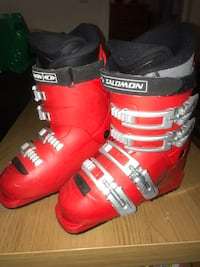 Salomon pjäxor 275mm