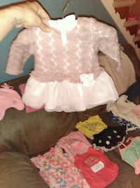 Never worn! Babygirl clothing carters,gerber+more! Baltimore