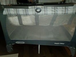 3 in 1 Graco pack and play pen