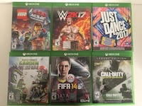 xbox one games like new Vaughan, L4H 3R8