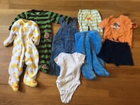 Baby Clothes 6-9 m