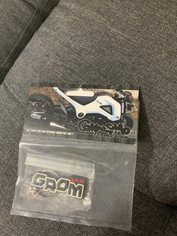 Used Honda Grom Key Chain for sale in New York - letgo