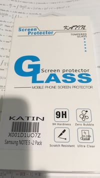 Galaxy Note 5 Screen Protector 2 Pack Gaithersburg, 20879
