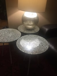 3 Side tables  Mississauga, L4Y 2W9
