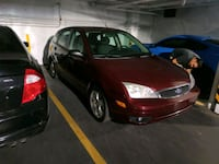 2007 Ford Focus SES excellent condition no rust ma Dorval, H9P 1J1