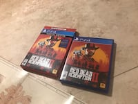 RED DEAD REDEMPTION 2 + Special Case + map from special edition Toronto, M6C 2N8