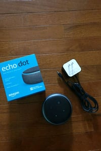 Amazon Echo Dot 3rd Gen / like new condition Sterling, 20165