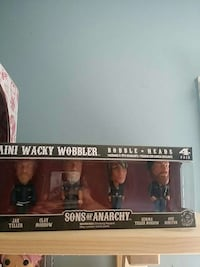 Sons of anarchy bobble head set Ajax, L1S 5T3