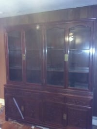 Solid cherry Hutch Albany, 12210