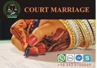Court Marriage in Faisalabad null