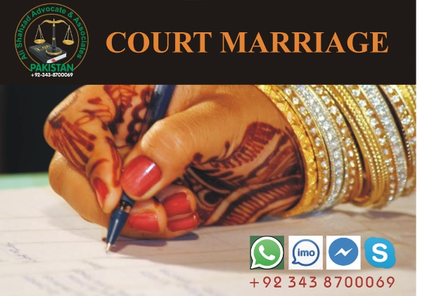 Court Marriage in Faisalabad