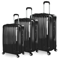 Brand New 3pcs Black Hardcover Luggage Set  Toronto, M3J 2W6