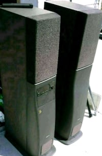 Bluetooth Sony Tower speakers with sub Edmonton, T5Z 0E7