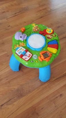Leap Frog Children's play stool