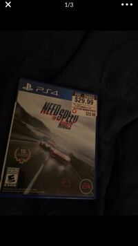 Need for speed ps4 Baltimore, 21209