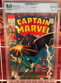 Graded Comic Books Stafford, 22556