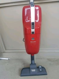 red and black Dirt Devil upright vacuum cleaner Springfield, 22152