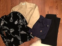 Women's lot of clothes Markham, L3P 4J3