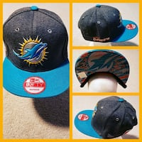 AUTHENTIC NFL FOOTBALL SNAPBACK HAT.  District Heights, 20747