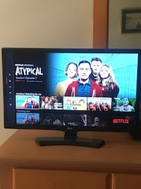 "24"" LG HD SMART TV Mandeville, 70471"