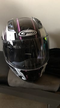 Gmax full-face crusader motorcycle helmet New York, 10308