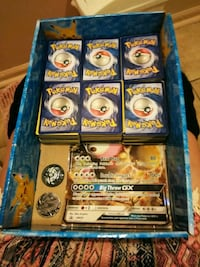 600 Pokemon cards 90s-today Alexandria, 22303